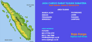 Tarif Jasa Cargo Darat Murah Tujuan Bengkulu