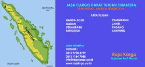 Tarif Jasa Cargo Darat Murah Tujuan Padang