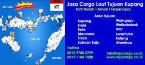 Jasa Cargo Laut Tujuan Kupang