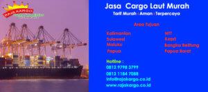 Tarif Cargo Laut Tujuan Tarakan
