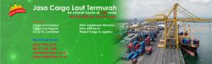 Tarif Cargo Laut Murah
