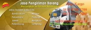 Jasa Cargo Murah Jakarta Pekanbaru