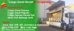 Cargo Darat Murah Tangerang