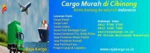 Cargo Murah di Cibinong