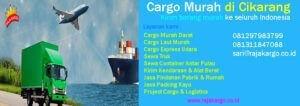 Cargo Murah di Cikarang